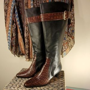 Prevata Italian made boots sz 7.5B- beautiful!